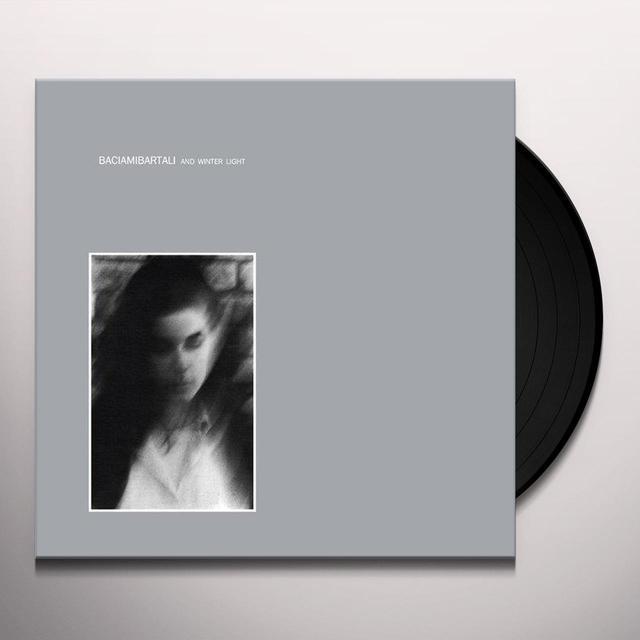 BACIAMIBARTALI & WINTER LIGHT Vinyl Record - w/CD