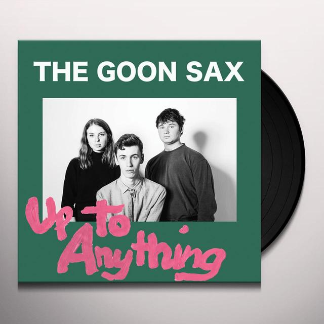 GOON SAX UP TO ANYTHING Vinyl Record