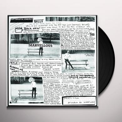 Mark Wynn SINGLES Vinyl Record