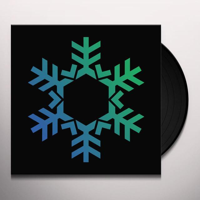 Throwing Snow AXIOMS Vinyl Record
