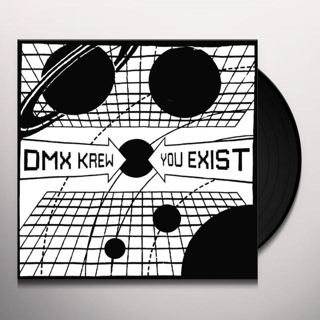 Dmx Krew YOU EXIST Vinyl Record