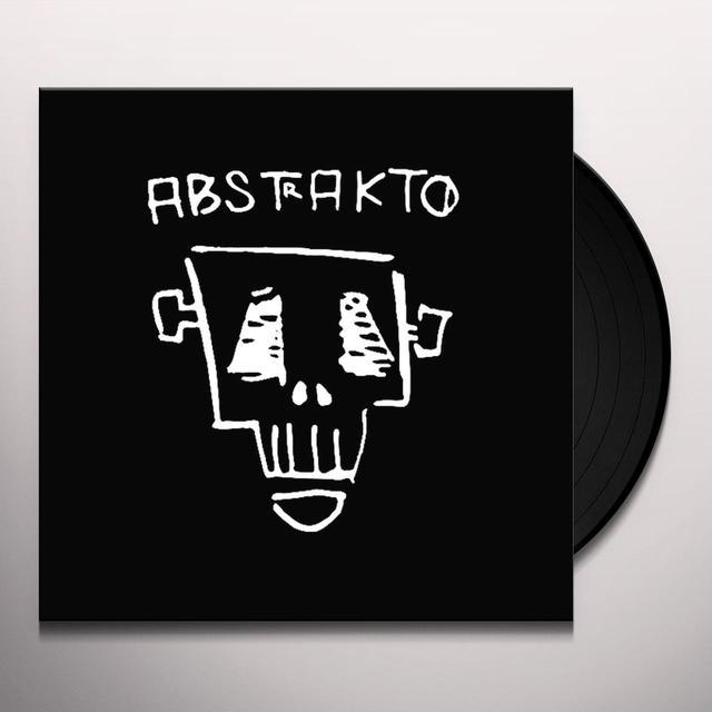 ABSTRAKTO / ABSTRAKTO REMEX Vinyl Record