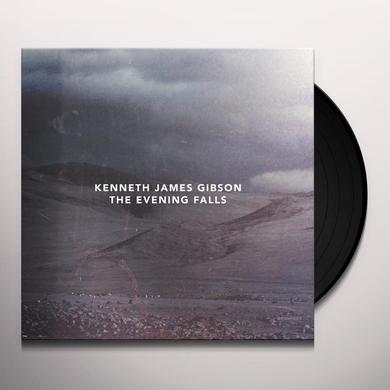Kenneth James Gibson EVENING FALLS Vinyl Record