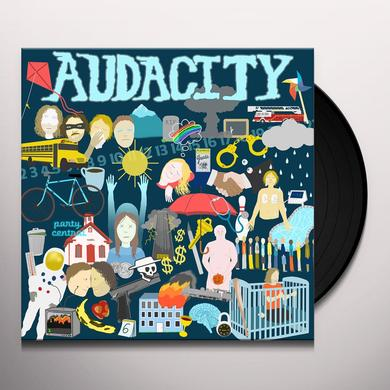 Audacity HYPER VESSELS Vinyl Record - Digital Download Included