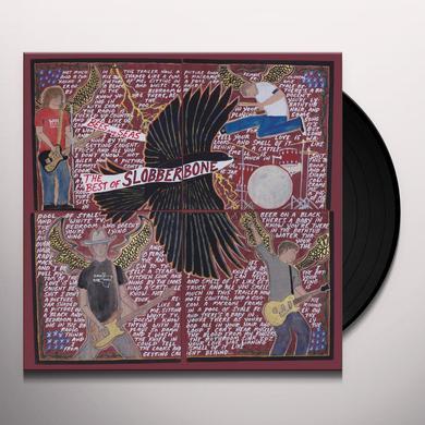 BEES & SEAS: THE BEST OF SLOBBERBONE Vinyl Record - 180 Gram Pressing, Digital Download Included
