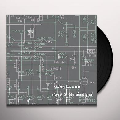 Greyhouse DIVES TO THE DEEP END Vinyl Record