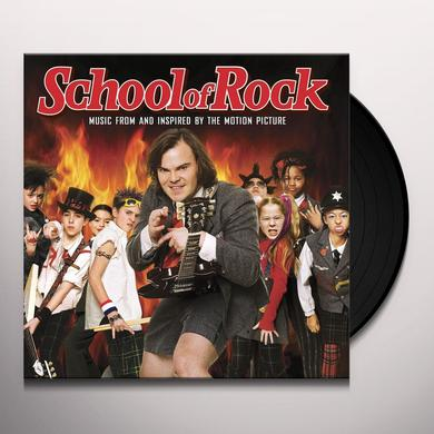 SCHOOL OF ROCK (MUSIC FROM & INSPIRED BY MOTION PI Vinyl Record