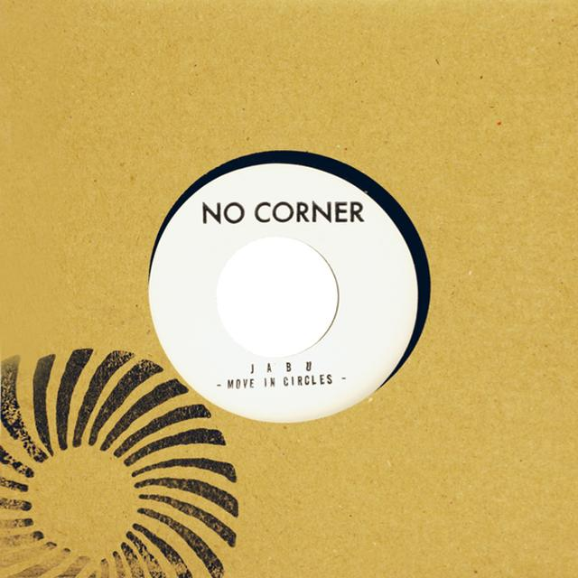 Jabu MOVE IN CIRCLES / YOU & I (KAHN REMIX) Vinyl Record