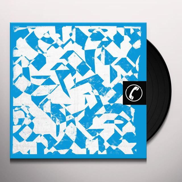 Lurka RITUAL DINGERS / CHOKE Vinyl Record
