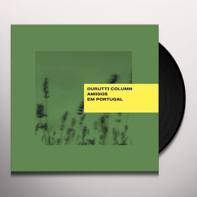 The Durutti Column AMIGOS EM PORTUGAL Vinyl Record - w/CD