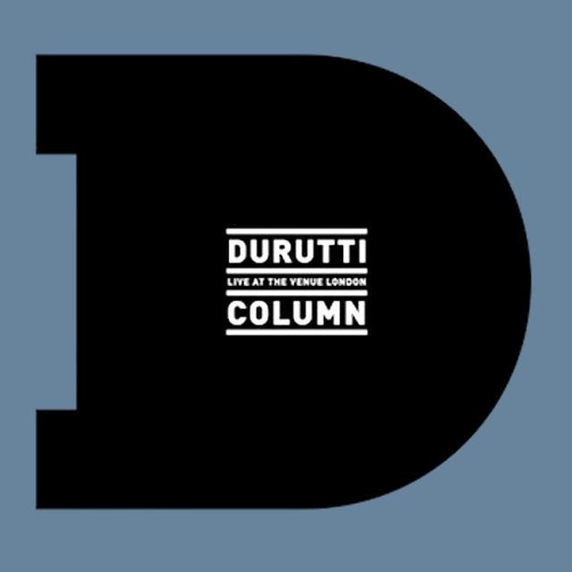 The Durutti Column LIVE AT THE VENUE LONDON Vinyl Record