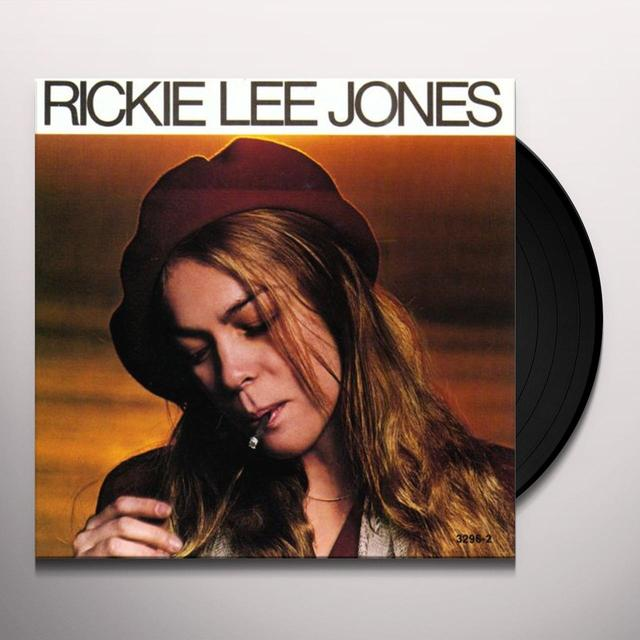RICKIE LEE JONES Vinyl Record - Italy Import