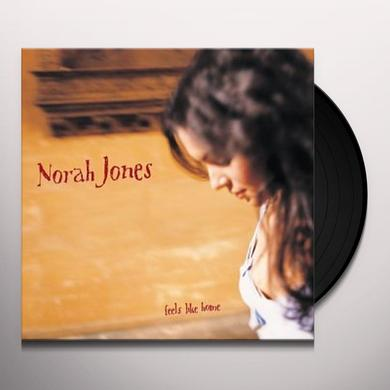 Norah Jones FEELS LIKE HOME Vinyl Record - Italy Import