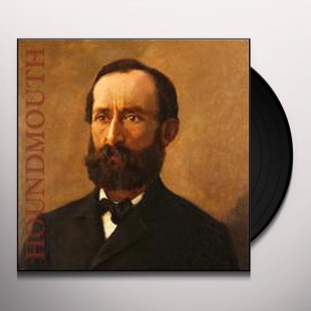 HOUNDMOUTH Vinyl Record - UK Import