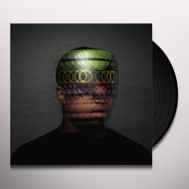 Sbtrkt HOLD ON Vinyl Record