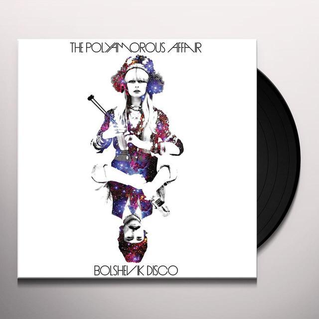 Polyamorous Affair BOLSHEVIK DISCO (GATEFOLD) Vinyl Record