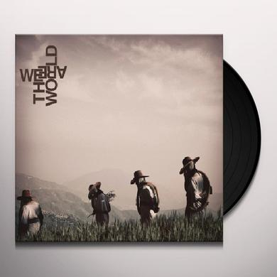 We Are The World CLAY STONES Vinyl Record