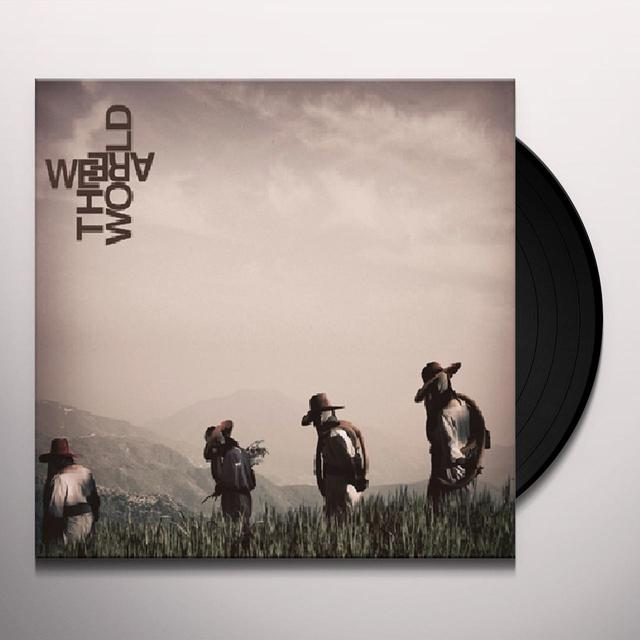 We Are The World CLAY STONES Vinyl Record - UK Import