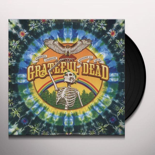 Grateful Dead VENETA OR 8/27/72 (COMP SUNSHINE DAYDREAM CONCERT) Vinyl Record