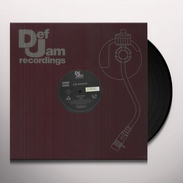 Joe Budden DROP DROP (X4) Vinyl Record - Canada Import