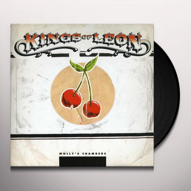Kings Of Leon MOLLYS CHAMBERS / RED MORNING LIGHT (LIVE) Vinyl Record
