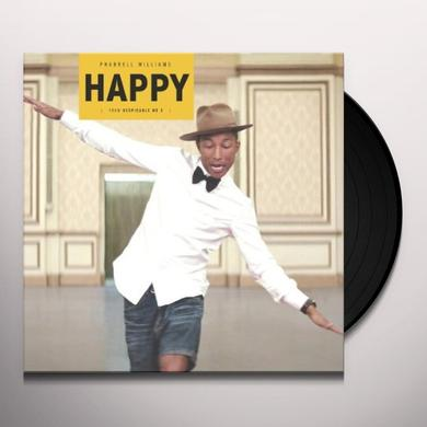 Pharrell Williams HAPPY (FROM DESPICABLE ME) Vinyl Record