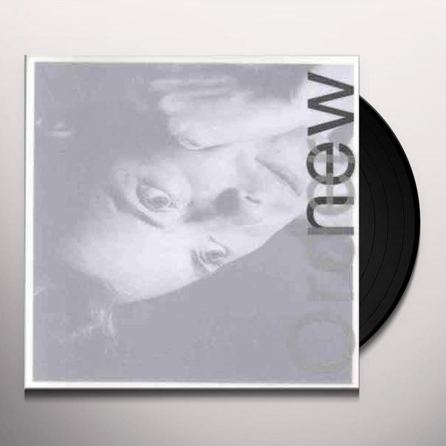 New Order LOW LIFE Vinyl Record - Italy Import