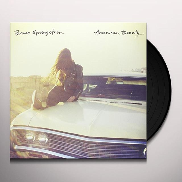 Bruce Springsteen AMERICAN BEAUTY Vinyl Record - UK Import