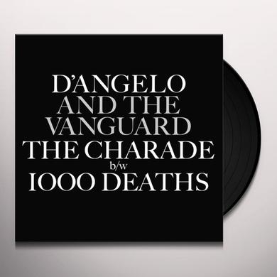 D'Angelo & The Vanguard CHARADE / 1000 DEATHS Vinyl Record - UK Release
