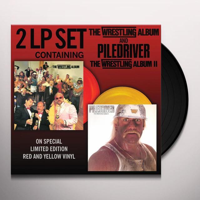 WRESTLING ALBUM / PILEDRIVER 30TH ANNIV ED / VAR Vinyl Record