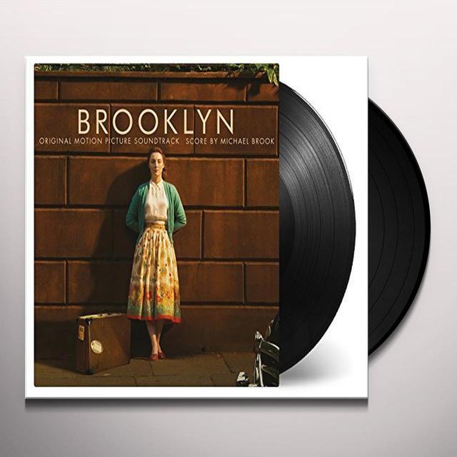 Michael Brook BROOKLYN / O.S.T. Vinyl Record - Holland Import