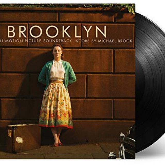 Michael Brook BROOKLYN / O.S.T. Vinyl Record