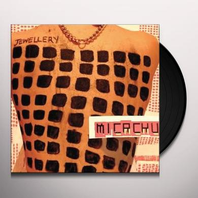 Micachu & The Shapes JEWELLERY Vinyl Record - UK Import