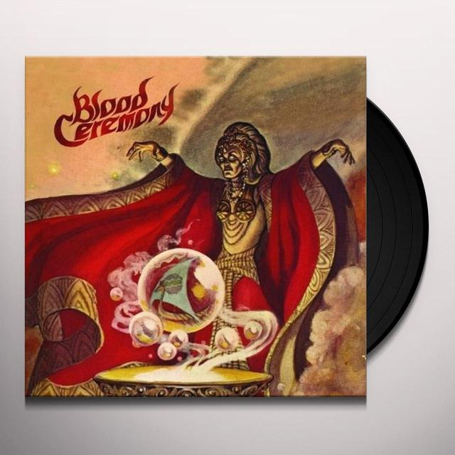 BLOOD CEREMONY Vinyl Record - Holland Release