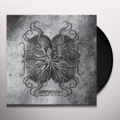 Serpentcult WEIGHT OF LIGHT Vinyl Record - Holland Import
