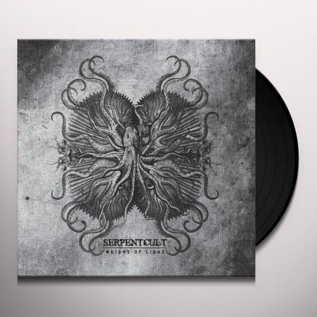 Serpentcult WEIGHT OF LIGHT Vinyl Record - Holland Import