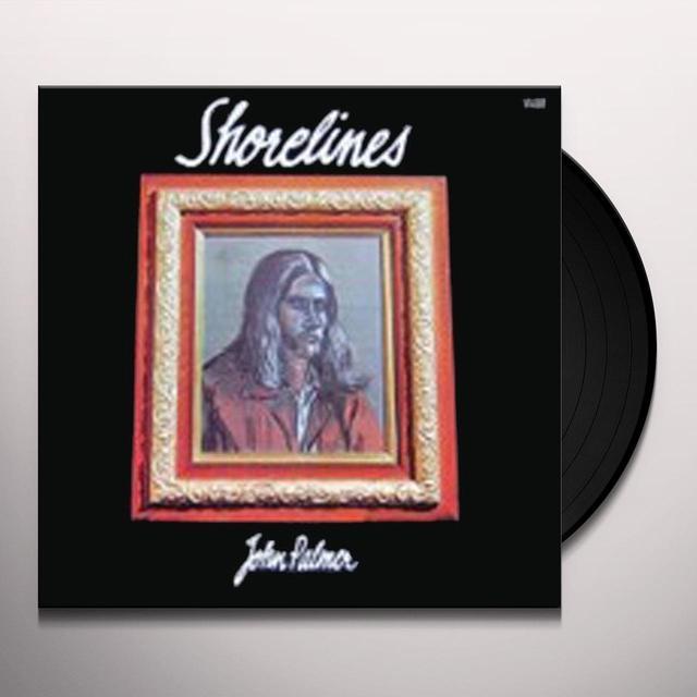 John Palmer SHORELINES Vinyl Record - Holland Import