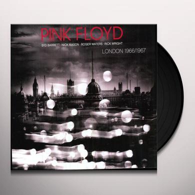 Pink Floyd LONDON 66/67 Vinyl Record - Limited Edition, 180 Gram Pressing, UK Release