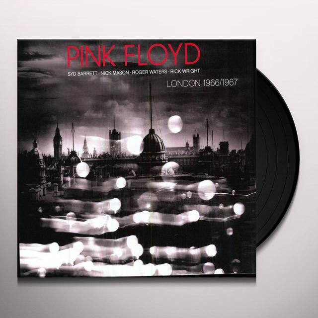 Pink Floyd LONDON 66/67 Vinyl Record - Limited Edition, 180 Gram Pressing, UK Import