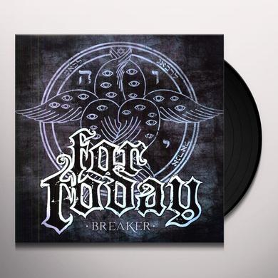 For Today BREAKER Vinyl Record - Holland Import