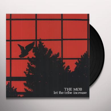 Mob LET THE TRIBE INCREASE Vinyl Record - Holland Import