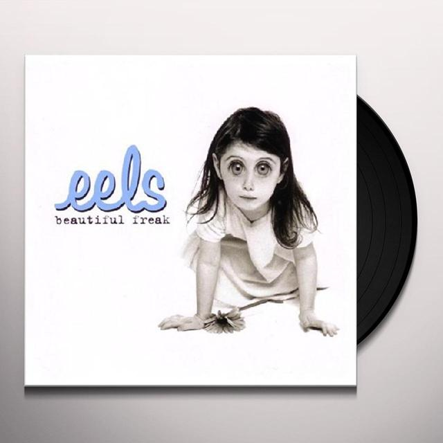 Eels BEAUTIFUL FREAK Vinyl Record