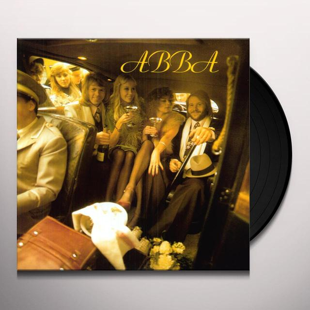 ABBA Vinyl Record - UK Import