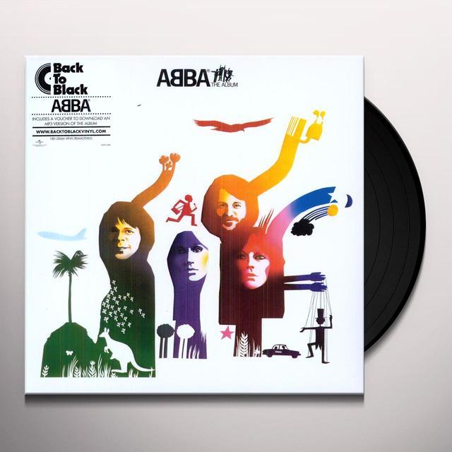 Abba ALBUM Vinyl Record - UK Import