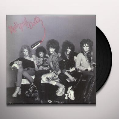 NEW YORK DOLLS Vinyl Record - UK Import