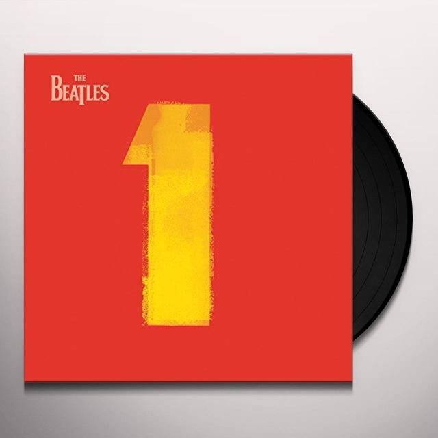 The Beatles 1 Vinyl Record - Asia Release