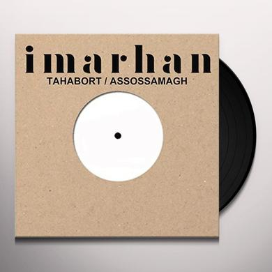 IMARHAN TAHABORT / ASSOSSAMAGH Vinyl Record - UK Release