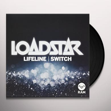 Loadstar LIFELINE / SWITCH Vinyl Record