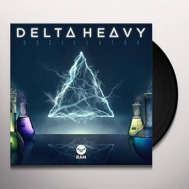 Delta Heavy OSCILLATOR / FUN HOUSE Vinyl Record - UK Import