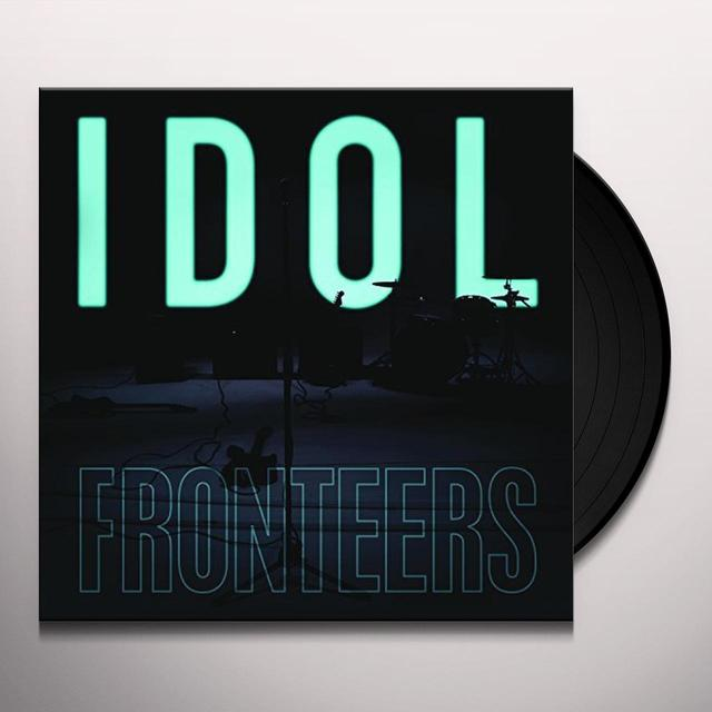 FRONTEERS IDOL Vinyl Record - UK Release